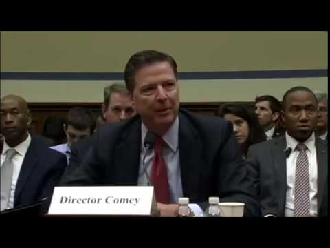 James Comey: 'Don't Call Me Weasel'