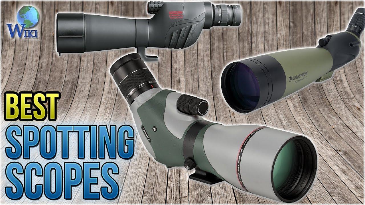 10 best spotting scopes 2018 youtube