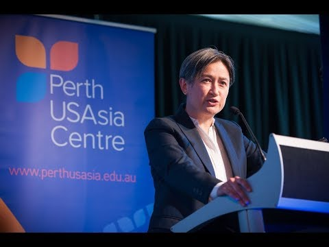 In The Zone: The Blue Zone 2017 - Senator Penny Wong