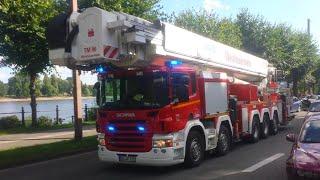(Sehr Selten) TM + Kdow 1 mit Durchsage zum Seilbahn Unfall in  Köln