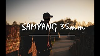 Crazy Bokeh: Samyang 35mm T1.5/F1.4 Review with sample video and photos (SONY)
