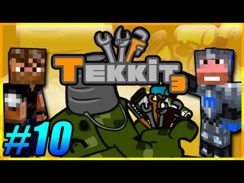 Tekkit Pt.10 |I Like Gold LLC.| Power Plant