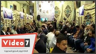 مراسم عزاء 8 شهداء من ضحايا انفجار الكنيسة البطرسية بكنيسة مارجرجس بحى الظاهر