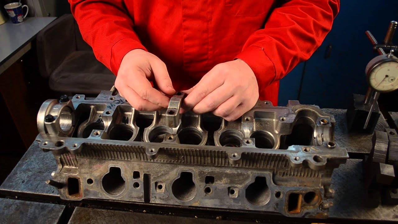 Форд Фокус 2   капитальный ремонт двигателя #2