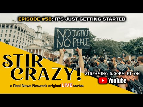 Stir Crazy! Episode #58: It's Just Getting Started