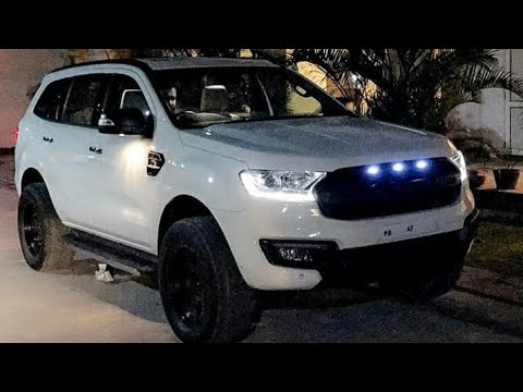 Ford Endeavour Modified In Punjab Youtube