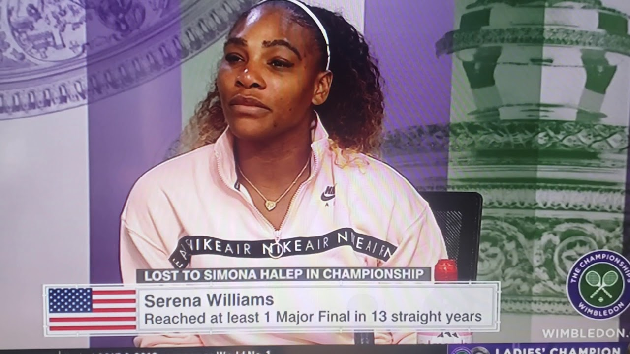 Serena Williams says the day she stops fighting for equality 'will be the day I'm in my grave'