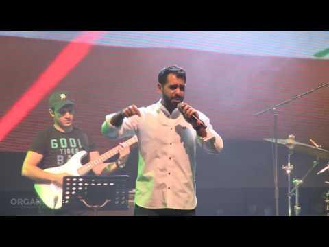 Mohammad Omari Singing with Maher Zain - Beirut 12.9.2016