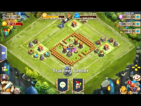 Castle Clash Account Giveaway