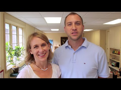 Leigh and William Campbell on Spiritual Formation for Young Children at St. James'