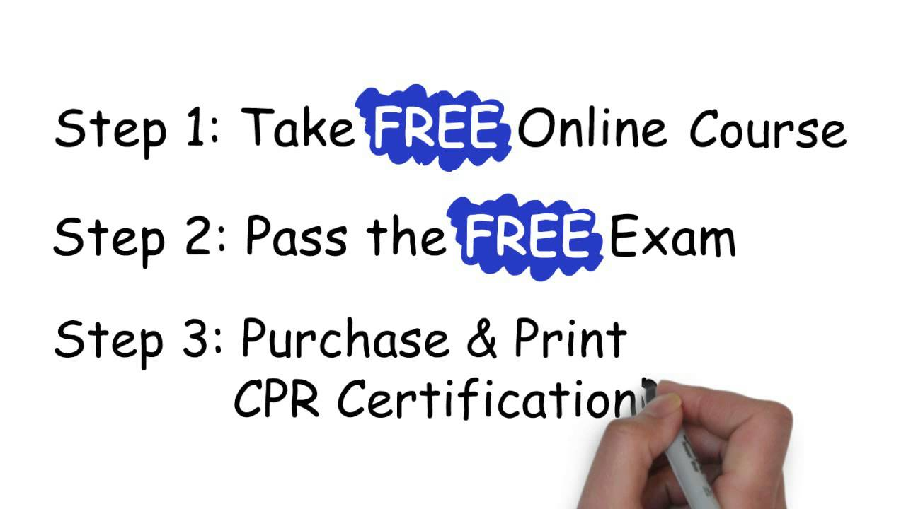 Healthcare Provider Cpr Certification Youtube