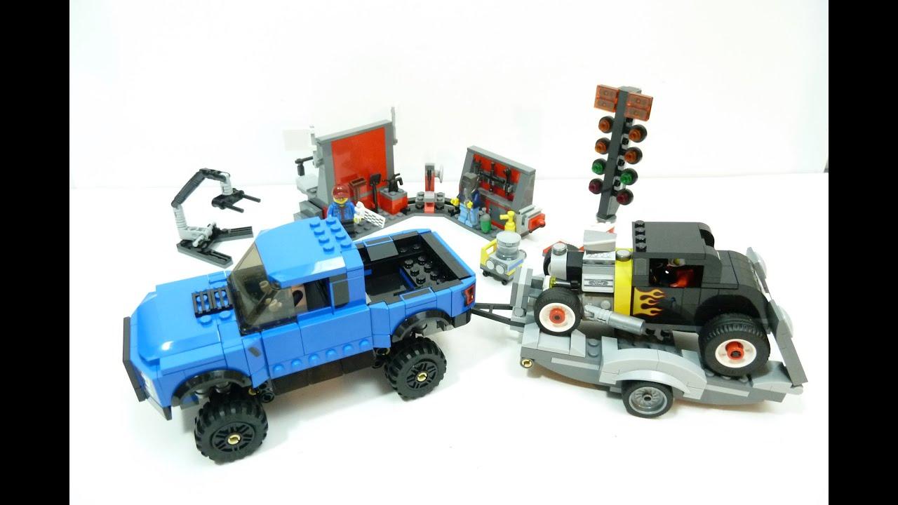 lego speed champions 75875 ford f 150 raptor ford model. Black Bedroom Furniture Sets. Home Design Ideas