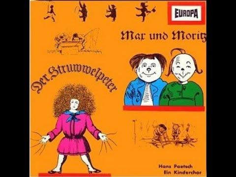 Max und Moritz YouTube Hörbuch Trailer auf Deutsch