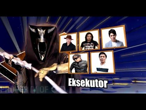 Nyanyi Lagu 'Dia' Eksekutor Langsung Dipuji Teh Melly   The Mask Singer Indonesia Eps. 5 (2/6) GTV