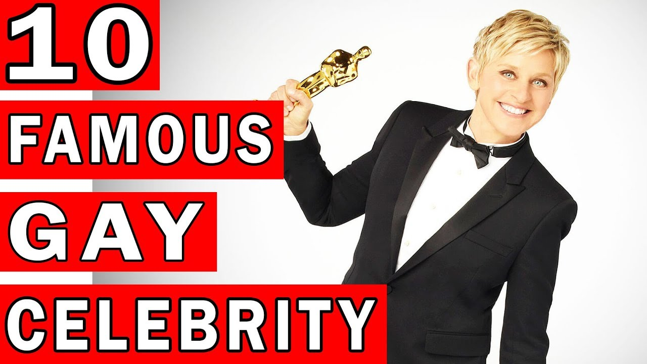 maxresdefault - Top 50 Gay Celebrities