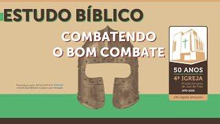 Estudo Bíblico - 21/05/2020