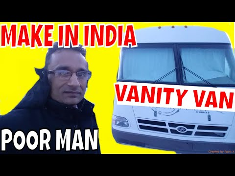 Vanity van - RV - Campervan - INDIA (How to Make)