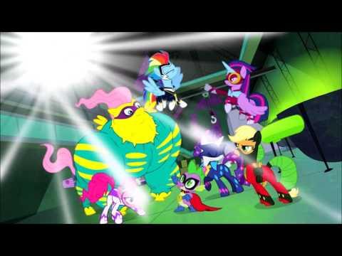 My Little Pony: FiM | Temporada 4 Capítulo 6 [4/4] | Las Power Ponys [Español Latino]