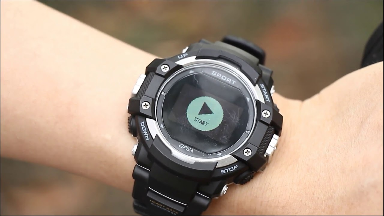 android smartwatch ios watch rugged youtube fitfire rug