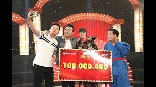 Cô gái khoe vàng thắng 100 triệu Thách thức danh hài sao không thi Gala tiếc quá?