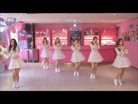 APRIL 'April Story' Mirrored Dance Practice