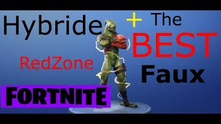HYBRID, THE BEST FALSE, REDZONE, FORTNITE - SAUVER THE WORLD !!!