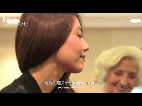 Film Longchamp Gao Yuan Yuan Paris