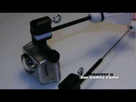 observer-paragliding action cam solution / maier-components.de / Feb2013