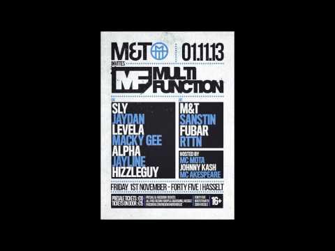 M&T Invites Multifunction - Macky Gee & Fatman D