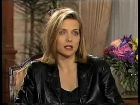 Michelle Pfeiffer Interview quotBatman Returnsquot 1992