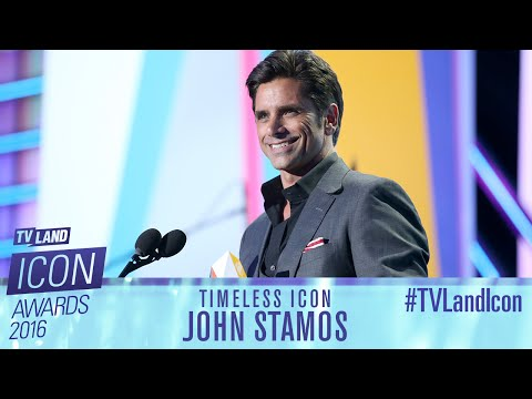 TV Land Icon Awards: John Stamos - Timeless Icon