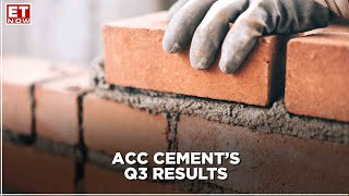ACC set to declare Q3CY21 results: What to expect?
