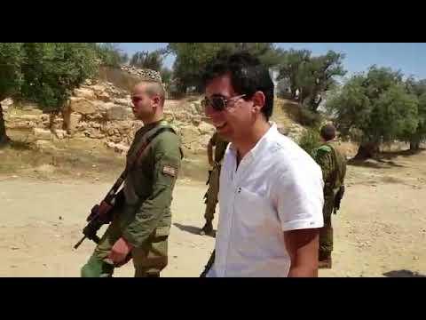 Soldados Israelíes Expulsan A Diputados Chilenos De Zona Ocupada