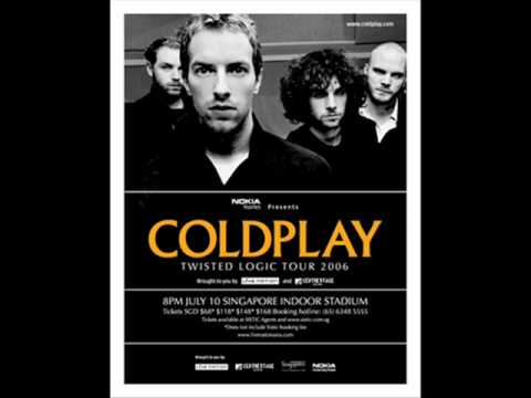Coldplay - Clocks [Official Instrumental]