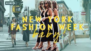 NEW YORK FASHION WEEK BABY!!  || Léna Situations