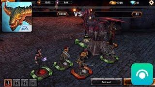 видео Скачать Heroes of Dragon Age бесплатно на Андроид