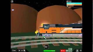 Roblox SD70ACE Locomotive made by geico480 {READ DESCRIPTION}