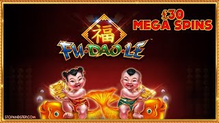 £30 Mega Spins ** FU DAO LE ** Free Spins and POTS?