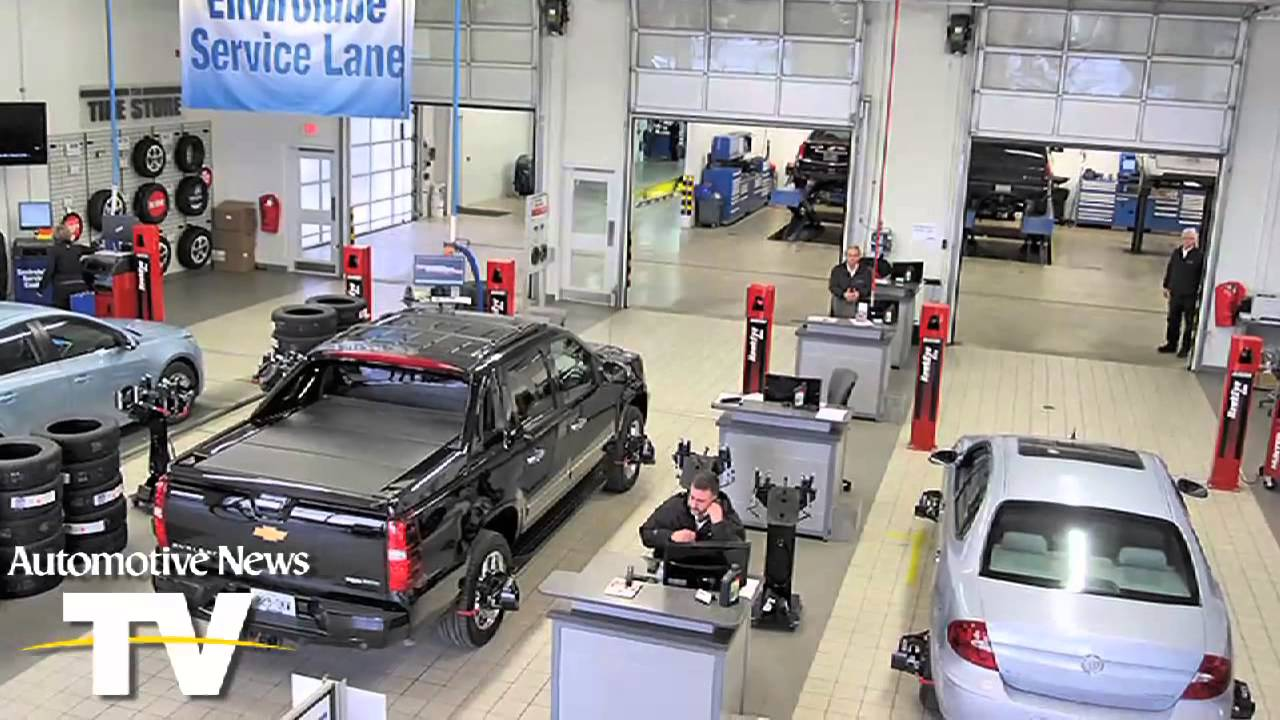 Automotive News  Quick Check Inspection from Hunter
