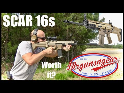 FN SCAR 16s Review: Is It Worth The Money?
