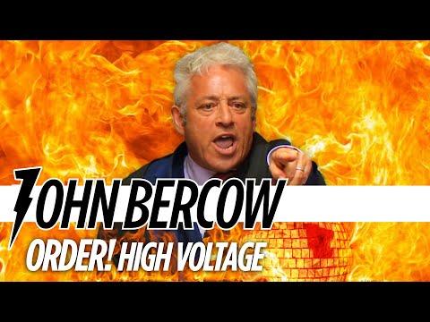 Order! High Voltage - John Bercow X Electric Six