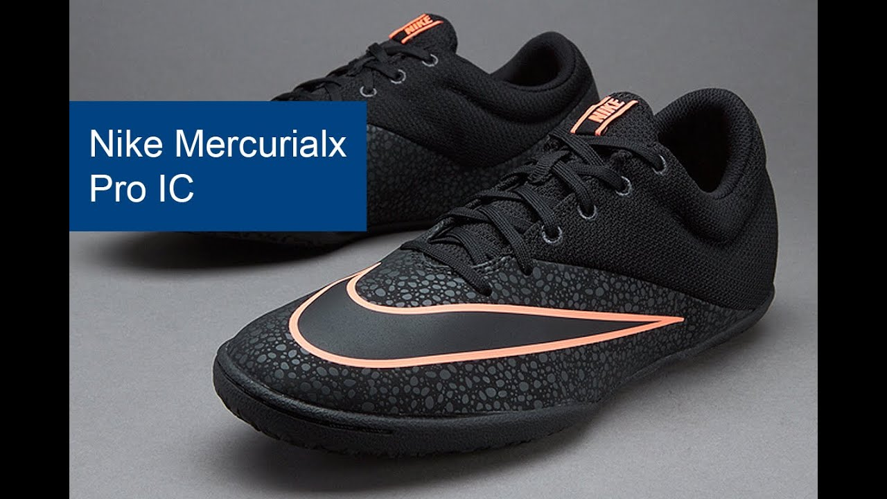 size 40 72ee6 e7dbf Nike Mercurialx Pro IC - YouTube