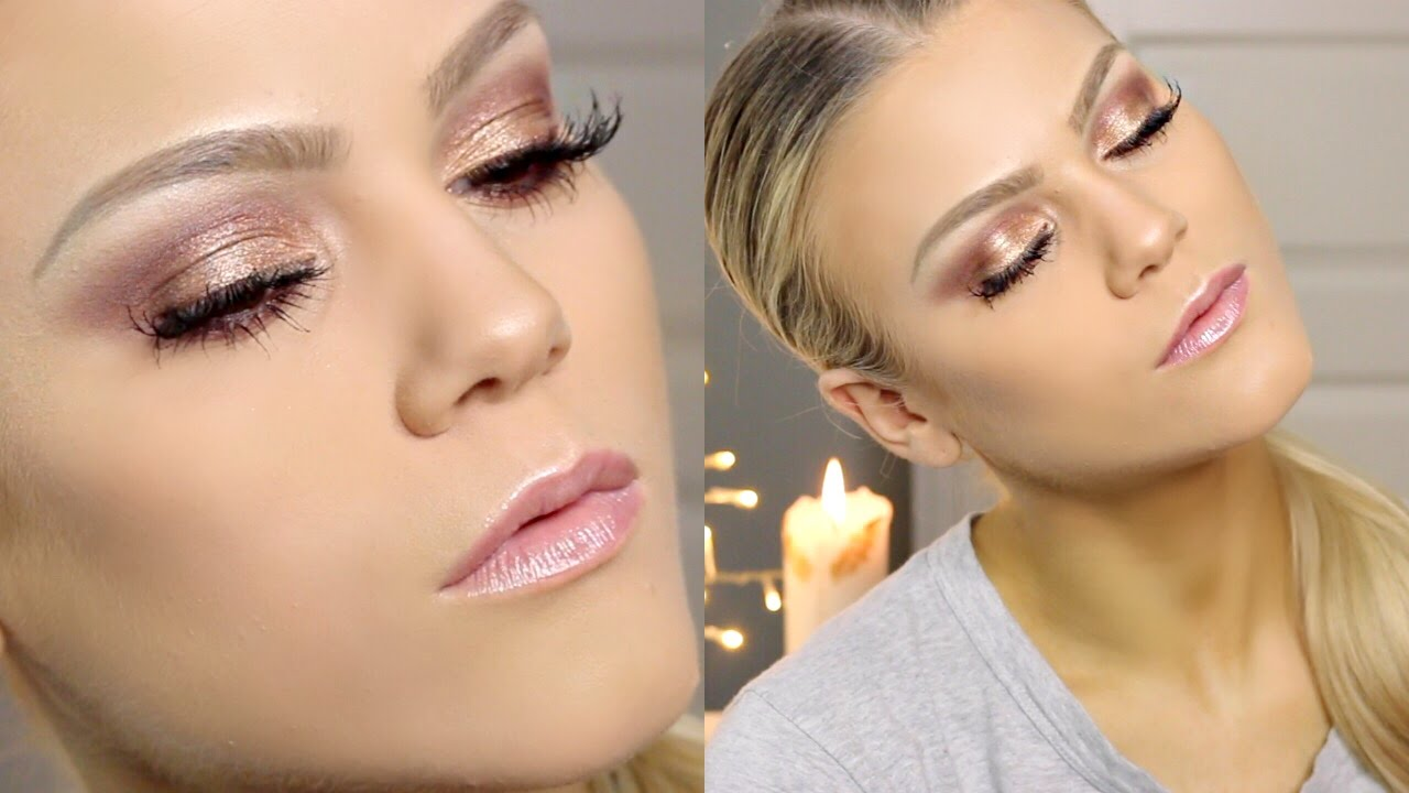 Watch Fashionable Party Eye Makeup Tutorials for 2015 video
