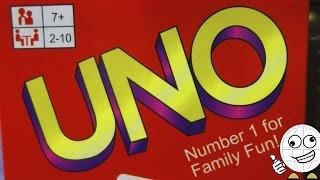 Настольная карточная игра для всей семьи UNO из Китая