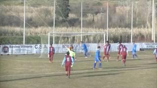 Campionato Promozione 2016/2017 16a giornata: Atletico Etruria-Donoratico (highlights)