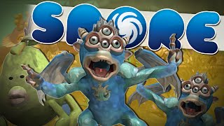 TRIBAL TROUBLES | Spore [7]