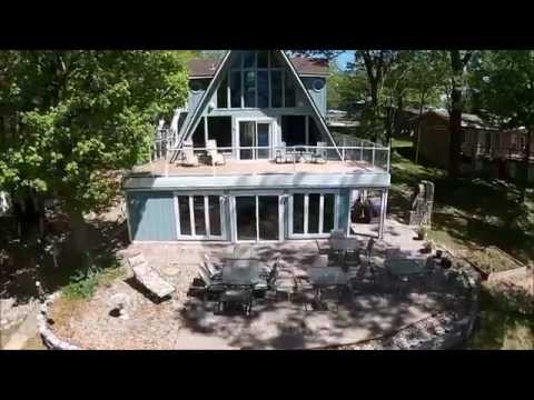 Beautiful A-Frame Lake Home!!!