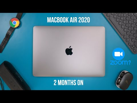 Macbook Air 2020   2 Months On Review   Chrome, Zoom, YouTube Etc
