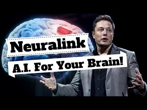 Elon Musk Talks On Neuralink: Artificial Intelligence Future of Superhuman Cyborgs?
