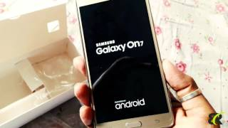 Samsung Galaxy On7 Unboxing & Hands-On Review 2017